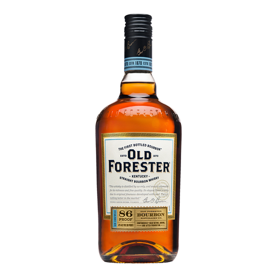 OLD FORESTER CLASSIC 86 PROOF WHISKY 750ML