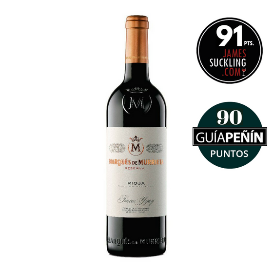 MARQUES DE MURRIETA RIOJA RESERVA 2013/2014
