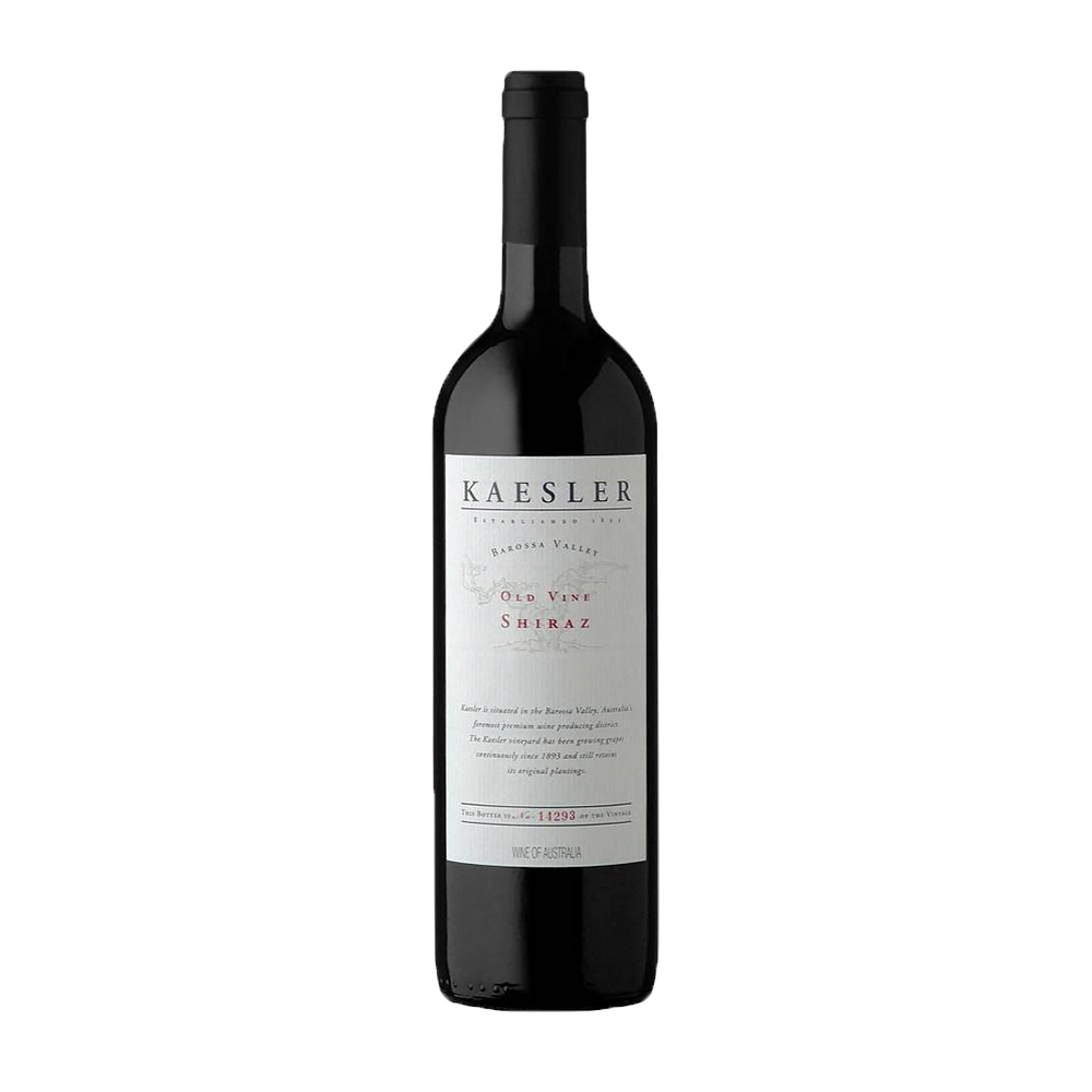 KAESLER OLD VINE SHIRAZ 2017