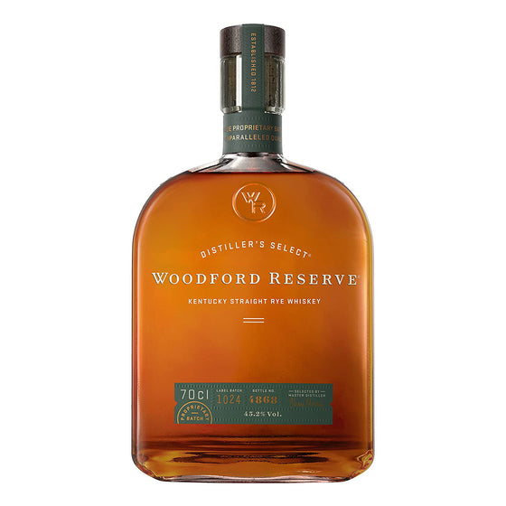 WOODFORD RESERVE KENTUCKY STRAIGHT RYE WHISKY