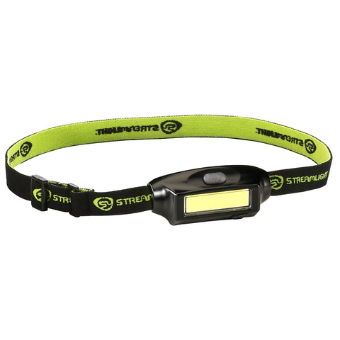 Bandit Headlamp with ith Clip - Black