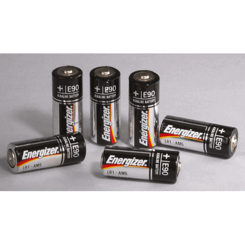 """N"" Cell batteries - 6 pack"
