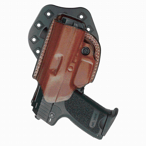 268A Flatside Paddle XR19 Strapless Open Top Holster
