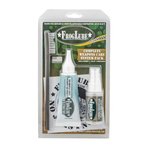 Froglube Small System Kit Clam 12-pk