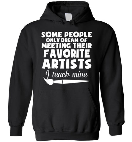 Image of Art Teacher Gift Hoodie