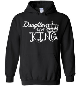 Daughter Of A King Dad Hoodie