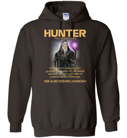 Image of Hunter Someone Who Does Precision - OlalaShirt