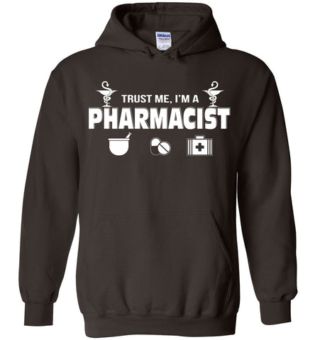 Image of Trust Me I'm A Pharmacist Hoodie