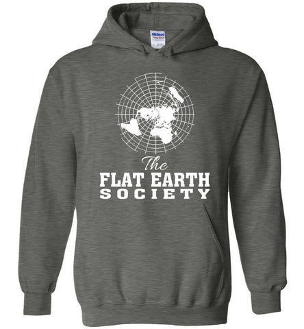Image of Flat Earth Society Hoodie
