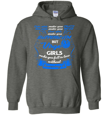 Image of Virgo Cute Girls Make You Crazy Hoodie