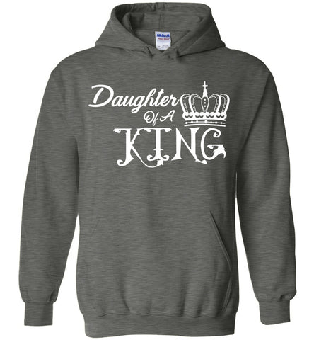 Image of Daughter Of A King Dad Hoodie