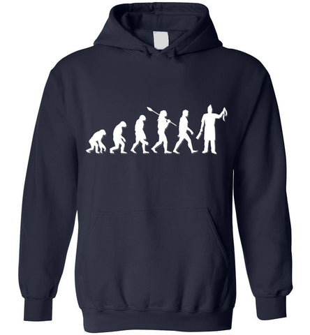 Butcher Evolution Funny Gift Hoodie