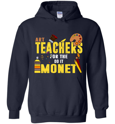 Art Teacher T Shirt - Love Art Teacher Hoodie Gift