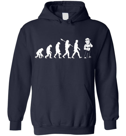 Plumber Evolution Funny Gift Hoodie