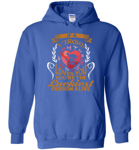 If A Virgo Loves You You're The Luckiest Person Alive Hoodie