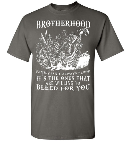 Image of Brotherhood Family Isn't Always Vikings - OlalaShirt