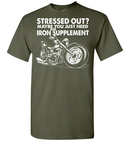 Image of Stressed Out? Maybe You Just Need T-Shirt - OlalaShirt