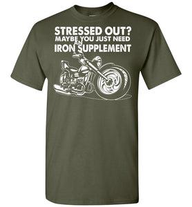 Stressed Out? Maybe You Just Need T-Shirt - OlalaShirt