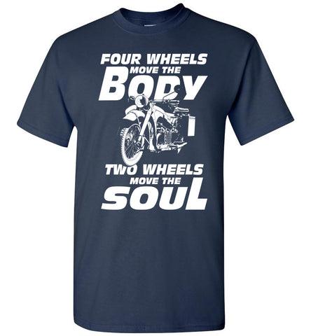 Image of Biker Four Wheels Move The Body Two - OlalaShirt