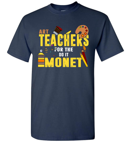 Art Teacher T Shirt - Love Art Teacher T-Shirts Gift
