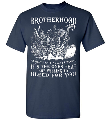 Brotherhood Family Isn't Always Vikings - OlalaShirt