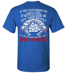 If They Stand Behind You Vikings - OlalaShirt