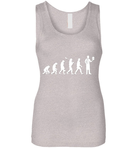 Image of Baker Evolution Funny Gift Tank Top