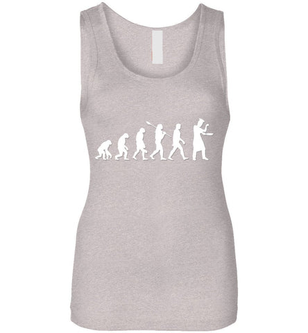 Chef Evolution Funny Gift Tank Top
