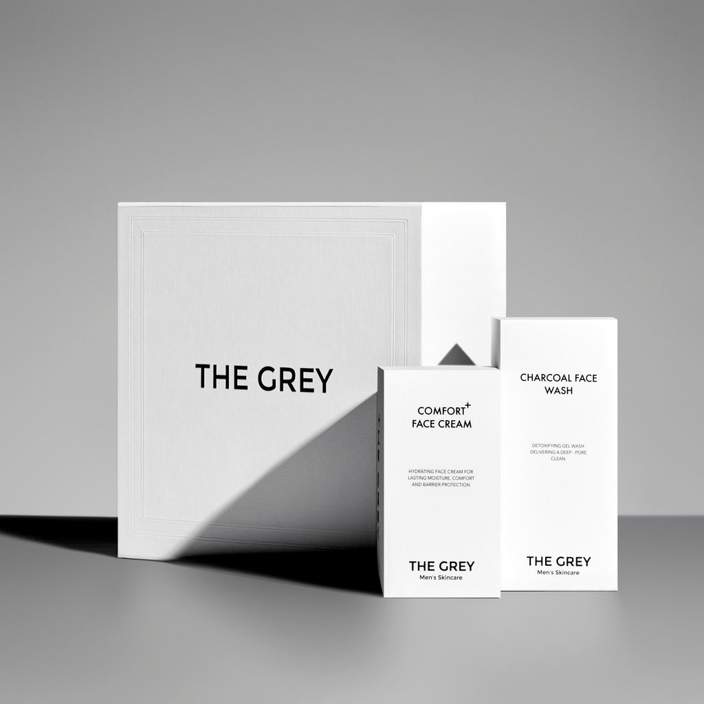 THE GREY DRY SKIN SET