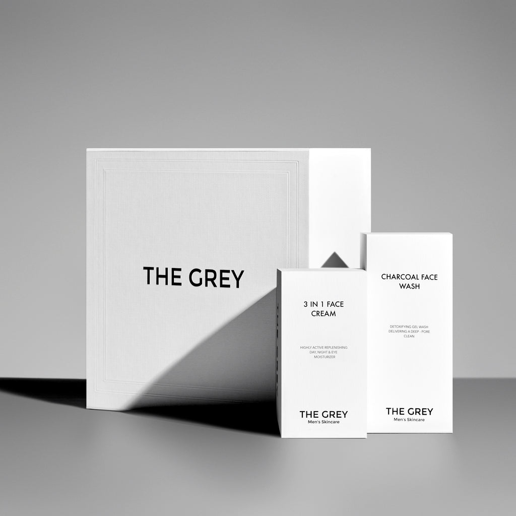 THE GREY ESSENTIALS SET