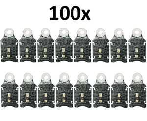 100x BlockMon M8 cell monitors with cables