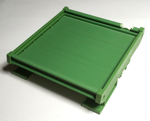 DinRail 110mm PCB holder