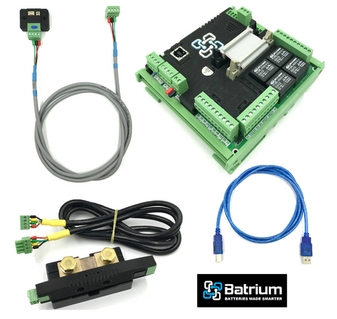Starter Kit: WatchMon4 Expansion+ SoC% sensor