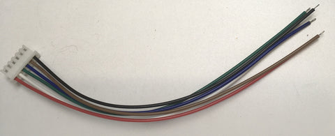 JST-XH 2.5mm 6 pin cable
