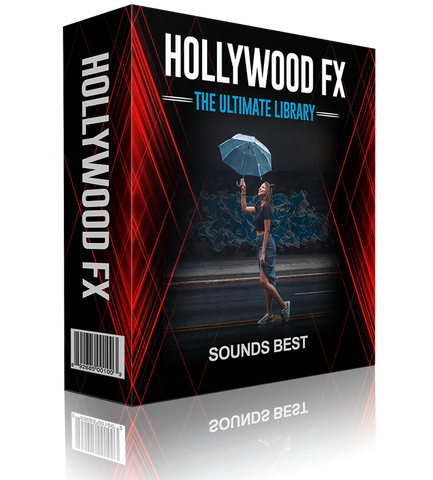 Ultimate Hollywood SFX Ultimate Hollywood SFX - Sounds Best digital