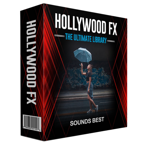 Hollywood SFX Hollywood SFX - Sounds Best digital
