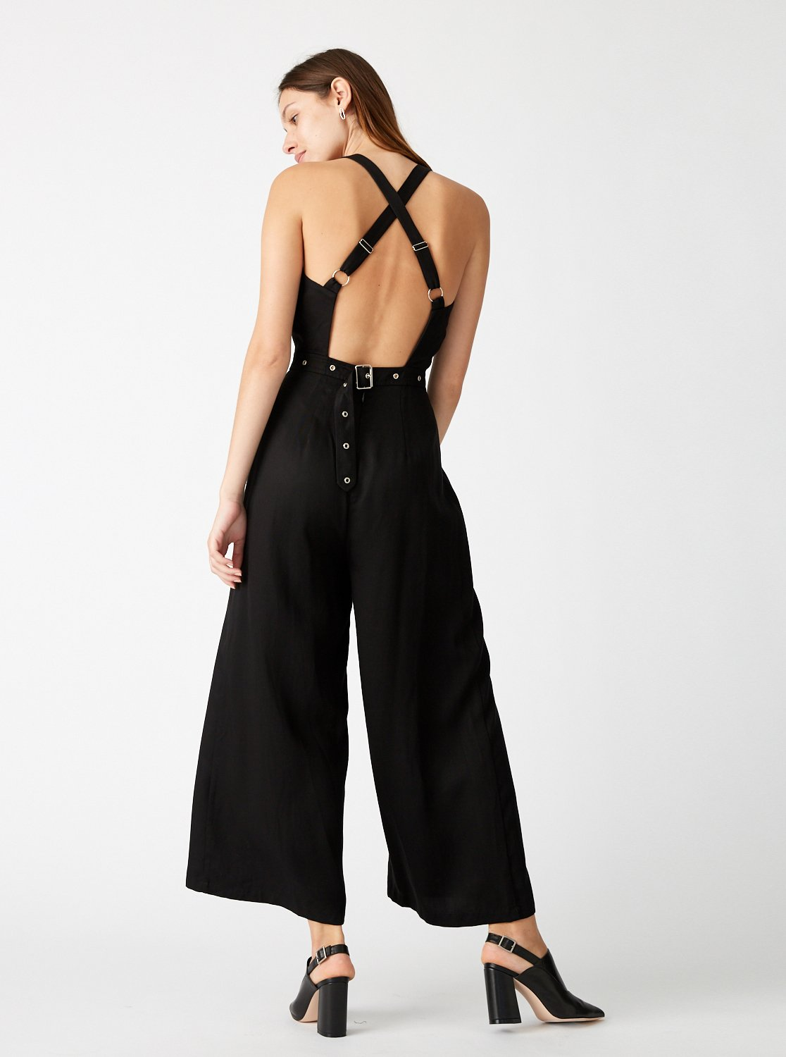 Sky High Jumpsuit Third Form - PROJECT TYME