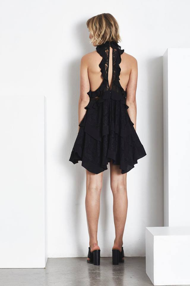 Bless'ed are the Meek Brooklyn Dress - PROJECT TYME