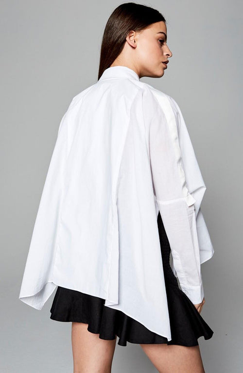 Nightshow Boxy Shirt - PROJECT TYME
