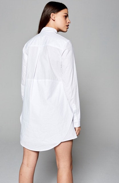 Oslow Shirt Dress - PROJECT TYME