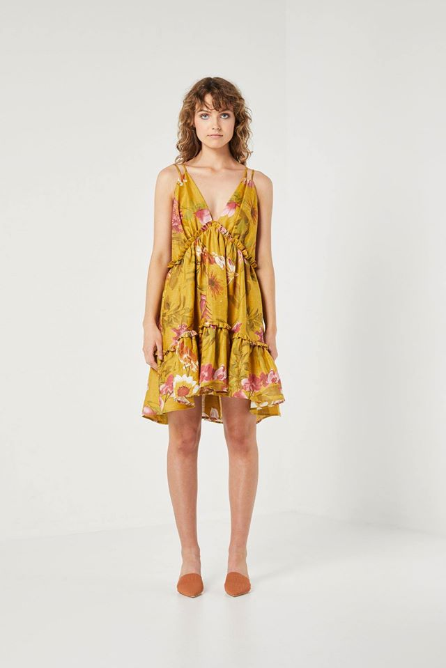 Elliatt Bahamas Summer Floral Dress