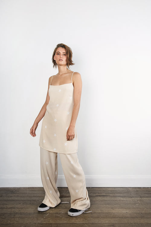 Audrey Mini Slip Dress