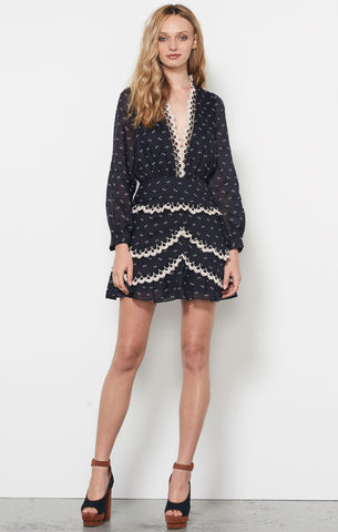 Ada L/S Mini Dress