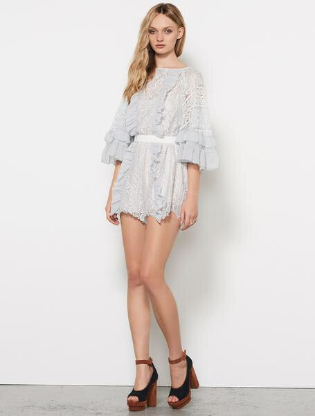 Agnes Playsuit Stevie May - PROJECT TYME