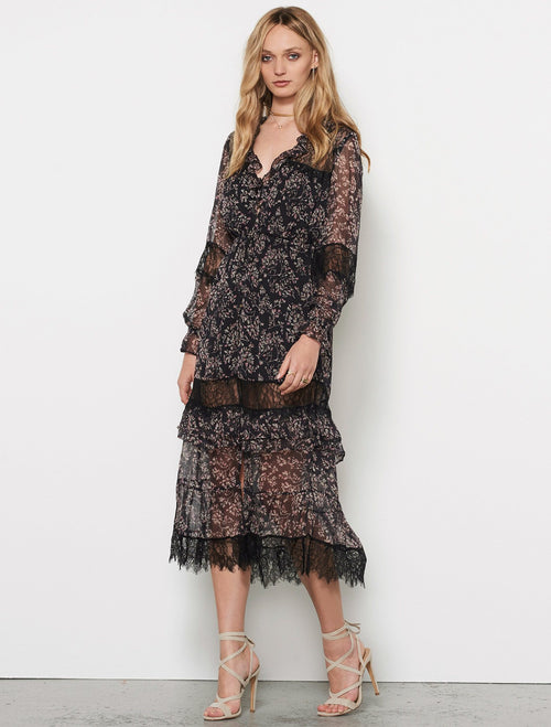 Stevie May Henrici Maxi Dress - PROJECT TYME