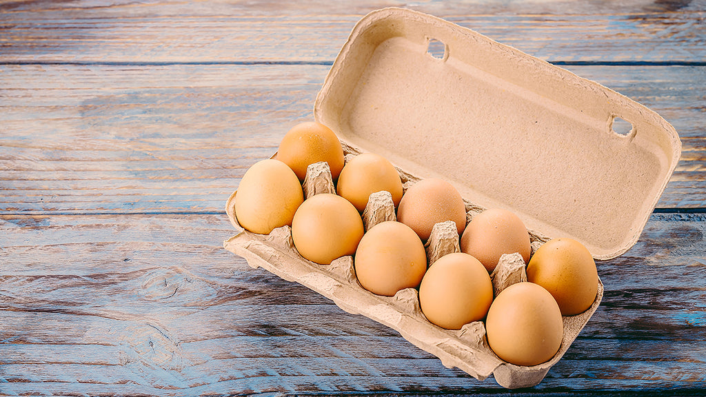 Nutritional Values of Commercial Eggs Vs. Natural-Raised Eggs
