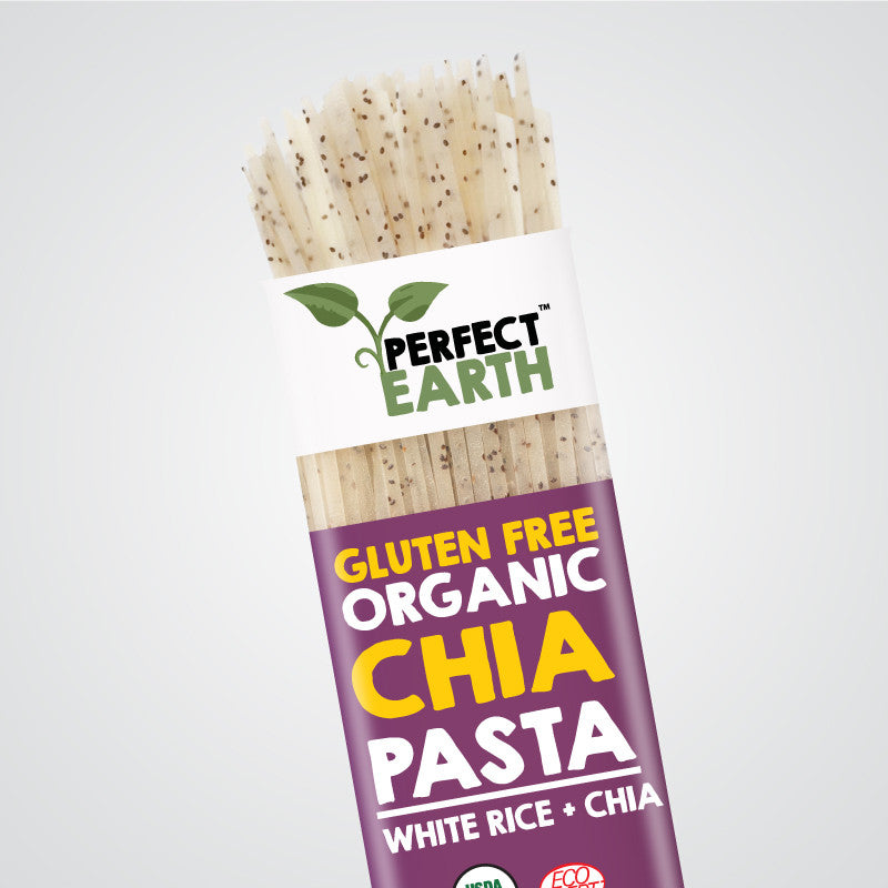 Perfect Earth Chia Pasta - Pad Thai