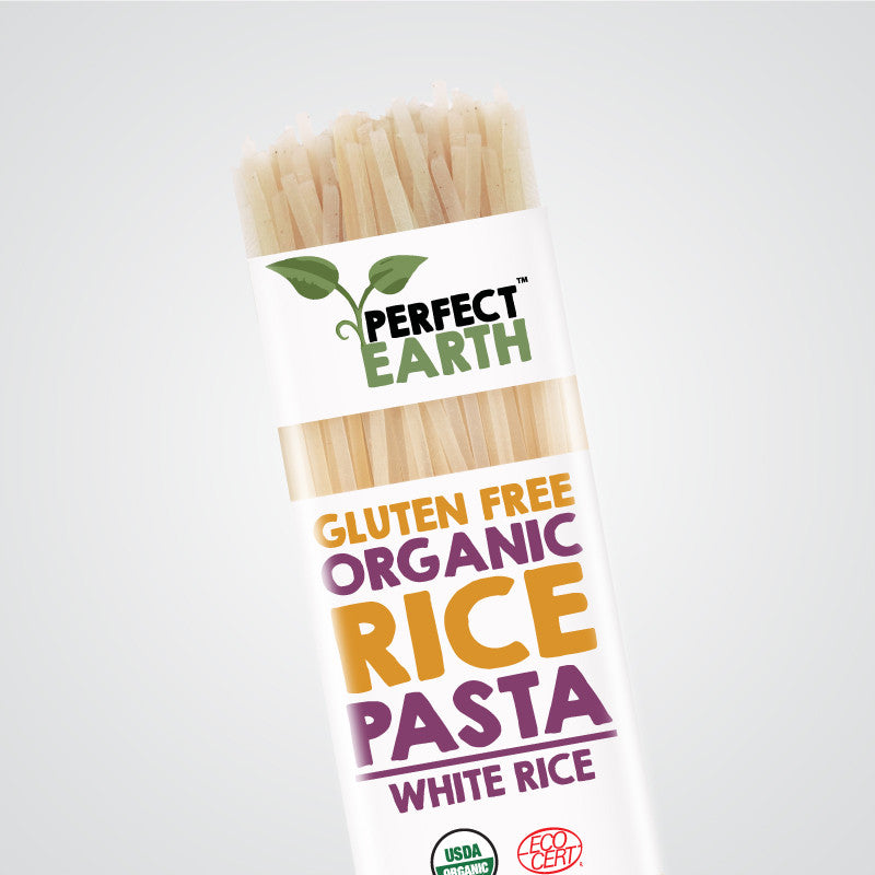 Perfect Earth Rice Pasta - Pad Thai