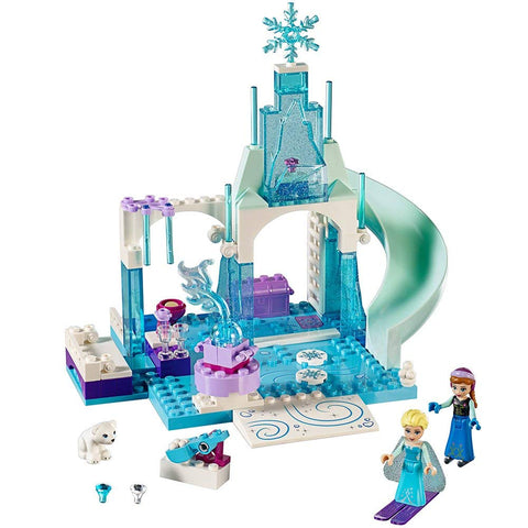 LEGO Disney Frozen Anna & Elsa's Frozen Playground Disney Princess Toy