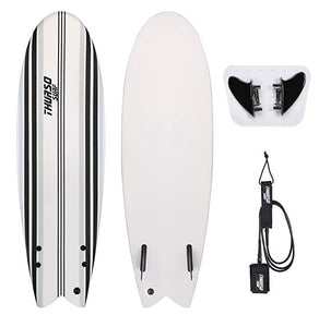 Fish Soft Top Surfboard